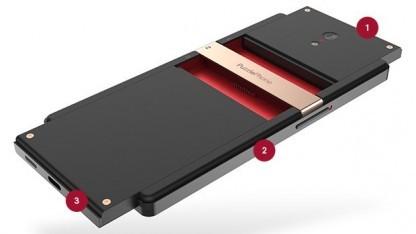 Das Puzzle Phone von Circular Devices