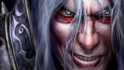 Artwork von der Erweiterung zu Warcraft 3