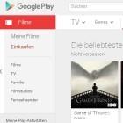 Google: Ab sofort auch Serien im Play Store erhältlich