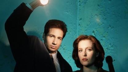 """Partner oder """"Partner""""? Fox Mulder und Dana Scully"""
