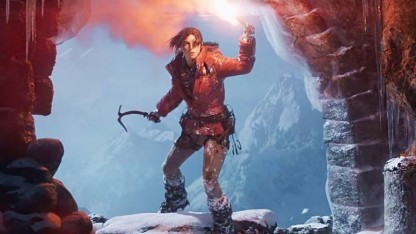 Artwork von Rise of the Tomb Raider