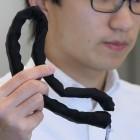 Lineform: Eine Roboterschlange wird zum interaktiven Display