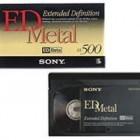 Betamax: Sony nimmt Videokassetten vom Markt
