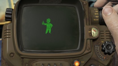 Fallout 4 basiert auf der Creation-Engine.