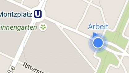 Die Offlinefunktion von Google Maps kann jetzt mehr Informationen speichern.