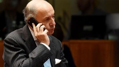 Vom BND abgehört? Der französische Außenminister Laurent Fabius.