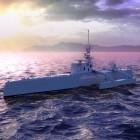 Roboterschiff: Darpa baut unbemannten U-Boot-Verfolger