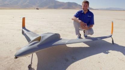 Drohne aus dem 3D-Drucker:  größtes, schnellstes und komplexestes 3D-gedrucktes UAV