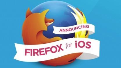 Der Firefox-Browser steht nun auch weltweit für iOS-Nutzer bereit.