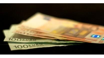 Euro-Noten werden recht häufig gefälscht.