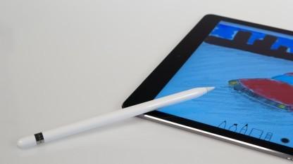 Das iPad Pro mit dem Apple Pencil