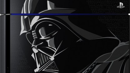 Playstation 4 aus dem Star Wars Bundle