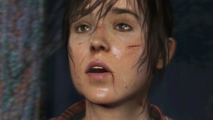 Jodie Holmes in Beyond Two Souls