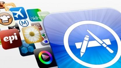 Apple verändert die Provisionsstruktur beim App Store.