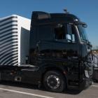 Autonomes Fahren: Hände weg vom Lenkrad - der Lkw steuert selbst
