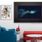 Klioart: Ein Display für die Kunst und das digitale Kunst-Abo