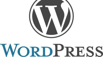 Das Wordpress-Logo.