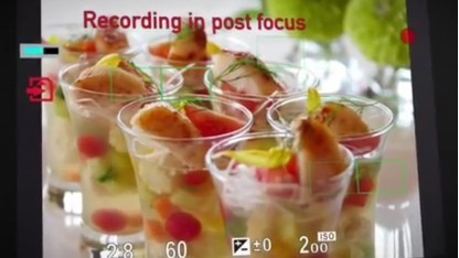 Post Focus bei Panasonic