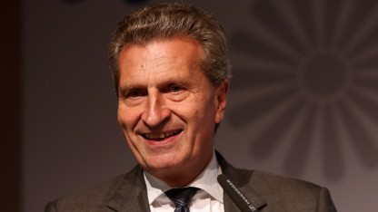 EU-Digitalkommissar Günther Oettinger
