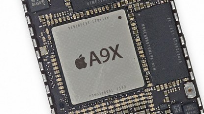 Chip-Package des A9X