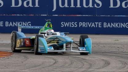 Formel-E-Renner (im Mai 2015 in Berlin): Ein unabhängiges Community-Team soll an den Start gehen.