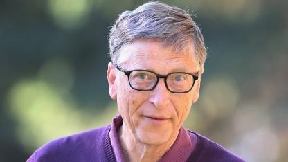 Microsoft-Gründer Bill Gates