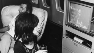 Seit den 1970er Jahren hat sich bei Inflight-Entertainment-Systemen einiges getan.