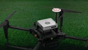 Manifold auf einer Matrice-Drohne