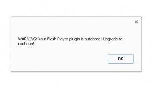 Diesen Hinweis sahen die Nutzer des gehackten Anti-Adblocker-Dienstes Pagefair.