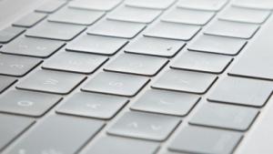 Für das 12-Zoll-Macbook wurde eine Flachtastatur entwickelt.