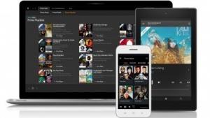 Amazon bietet mit Prime Music jetzt einen eigenen Musik-Streaming-Dienst an.