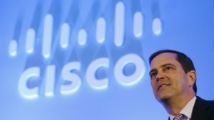 Cisco-Chef Chuck Robbins im Juni 2015