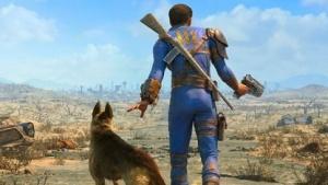 Artwork von Fallout 4