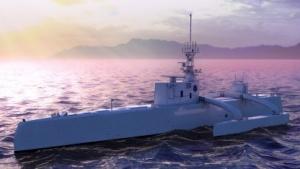 Unbemanntes Schiff Actuv: monatelange Einsätze, tausende Kilometer Reichweite