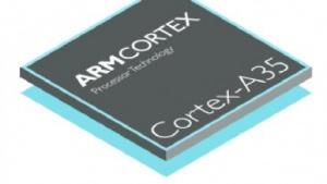 Der Cortex A35 ist für Low-End-Smartphones gedacht.