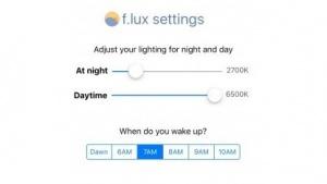 F.lux für iOS