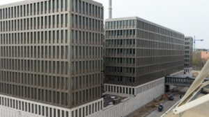 Die neue BND-Zentrale in Berlin