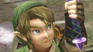 Hauptfigur Link in der Neuauflage von Zelda Twilight Princess