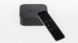 Das vierte Apple TV mit seiner neuen Fernbedienung