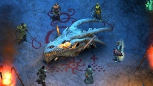 Pillars of Eternity - Szene aus The White March 1