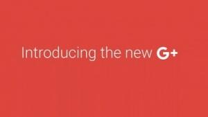 Baut sein soziales Netzwerk Google+ um: Google