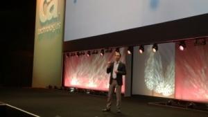 Otto Berkes, Chief Technology Officer von CA Technologies