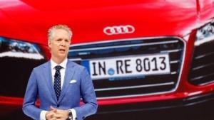 Audis US-Chef Scott Keogh: leidenschaftlicher Befürworter von Elektroautos