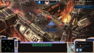 Screenshot von Starcraft 2 - Legacy of the Void