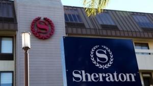 Sheraton-Hotel in San Francisco (Symbolbild): Reservierungssystem ist nicht betroffen