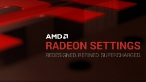 Die neuen Radeon-Settings sind flott und übersichtlich.