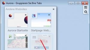 Das Tab-Gruppen-Feature bei Firefox soll künftig entfallen - weil es zu wenig Nutzer hat.