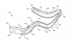 Das Head-mounted Wearable aus der Patentschrift