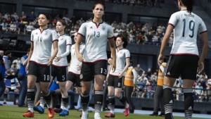 Frauenfußball in Fifa 16
