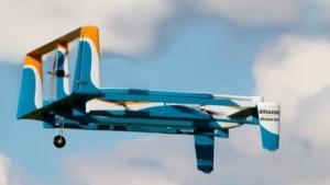 Amazons Senkrechtstarter-Drohne